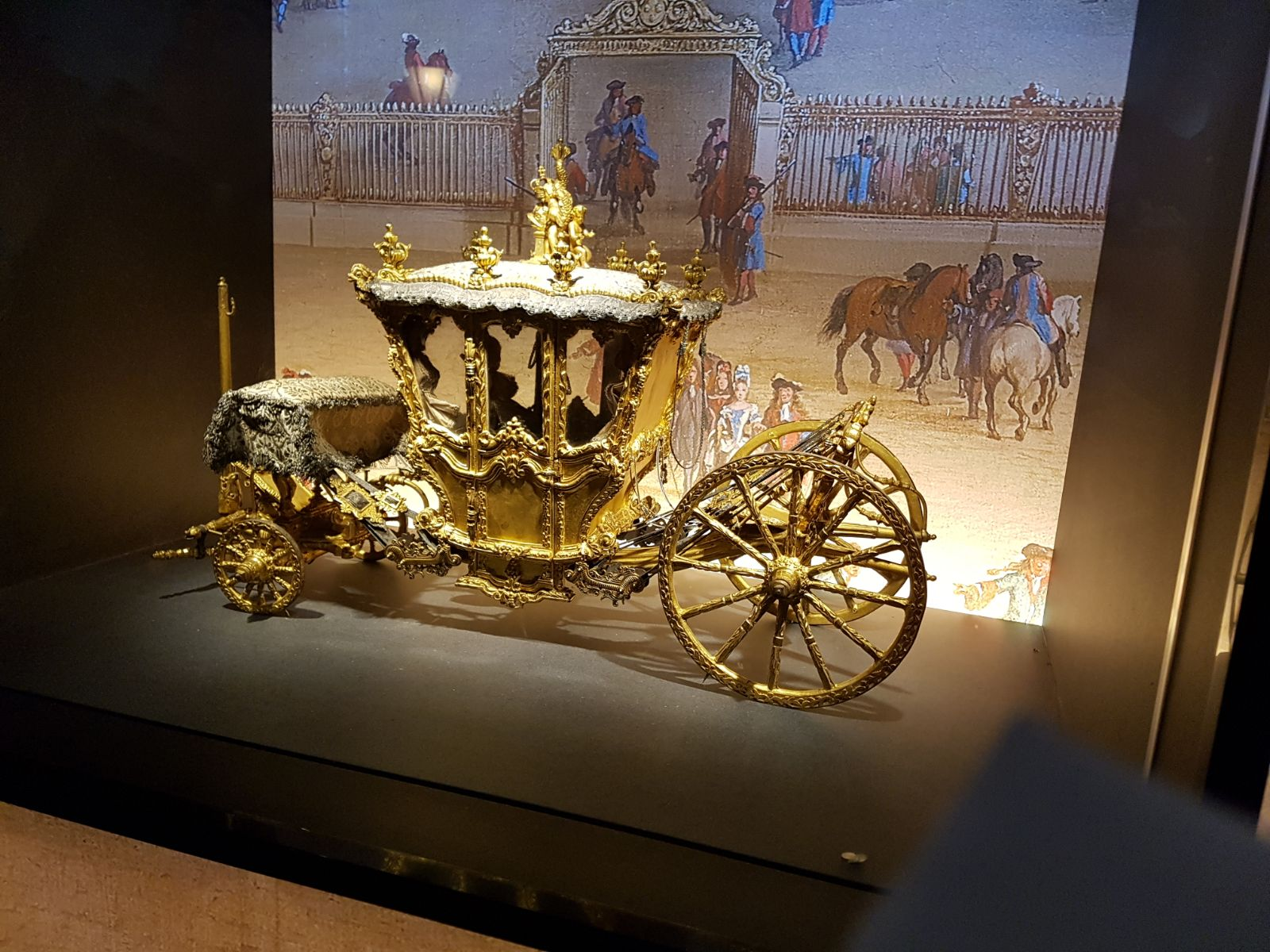 Carrozza Versailles