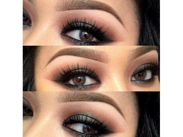 occhi marrone chiaro 1