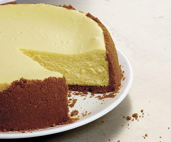 Cheesecake allo yougurt: ingredienti e procedimento