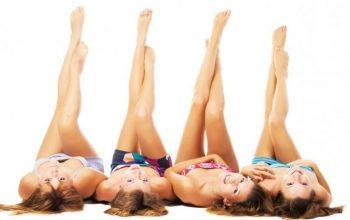 la storia della depilazione femminile