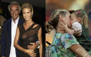 Flavio Briatore e la figlia segreta