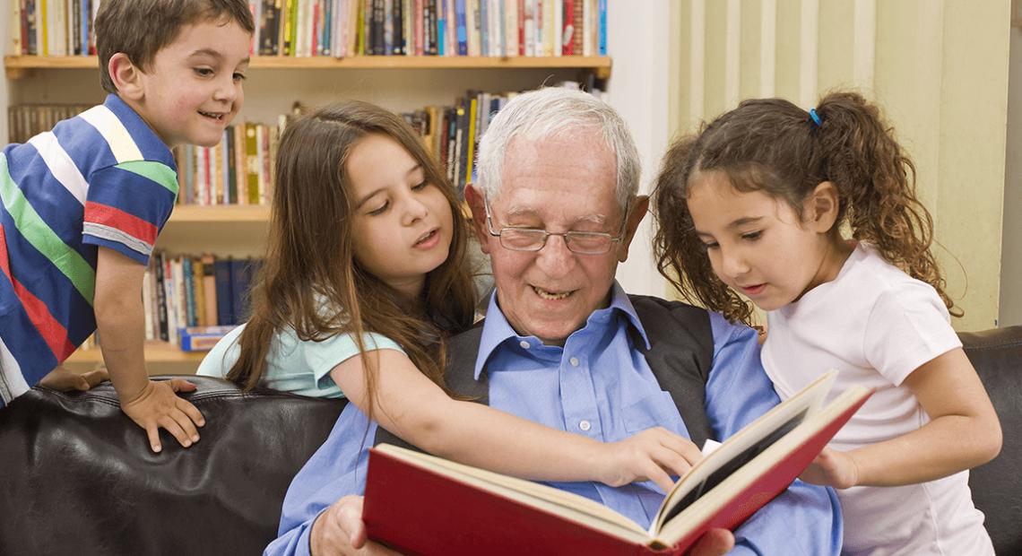 Le storie raccontate dai nonni