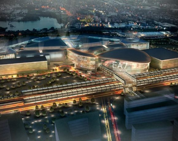Grandissimo centro commerciale Milano