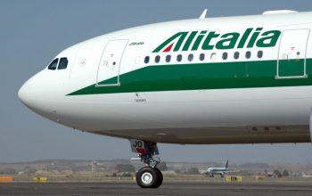 Alitalia compagnia Italiana