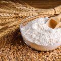 Pulire con la farina