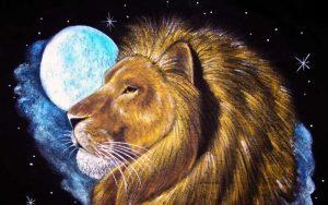 l'uomo leone