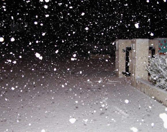 Neve inverno