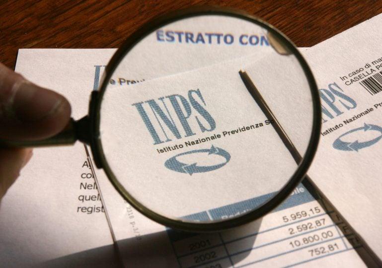 Contributi INPS non pagati