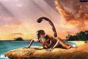 L'uomo scorpione: ecco chi è realmente