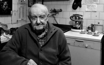 Vittorio Sgarbi omaggio al padre