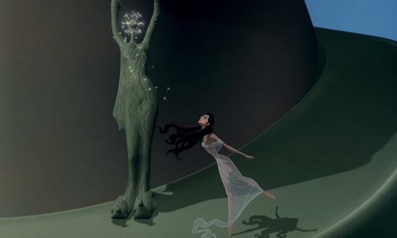 """""""Destino"""", il cortometraggio di Walt Disney e Salvador Dalì"""