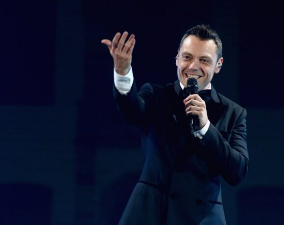 tiziano ferro premiato ad hollywood
