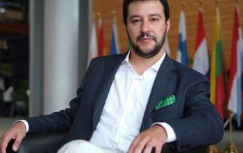 """Matteo Salvini """". Ora parte il governo con il centrodestra"""""""