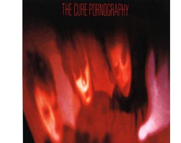 The Cure-Pornography
