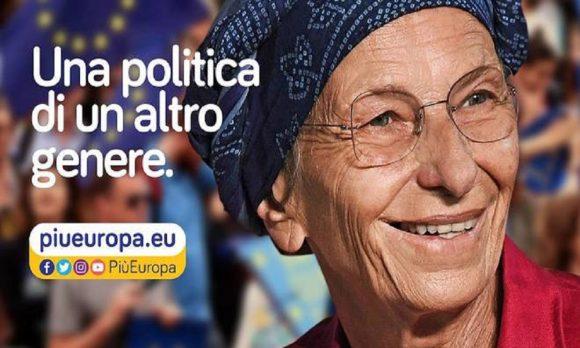 Elezione 4 marzo 2018: il programma di +Europa