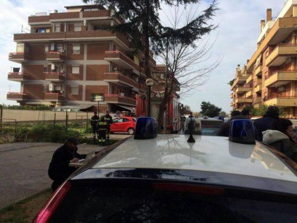 Carabiniere, Luigi Capasso,spara alla moglie, poi tiene in ostaggio le due bambine.
