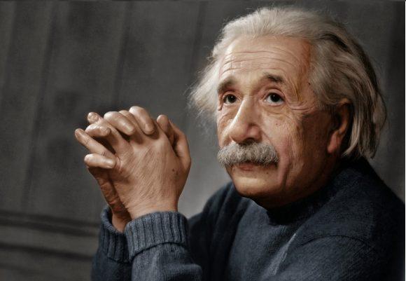 Dio esiste? Aneddoto attribuito ad Albert Einstein