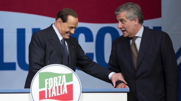 È Antonio Tajani il candidato premier di Forza Italia per le elezioni politiche italiane in programma il 4 marzo 2018