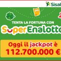 SuperEnalotto:  Il jackpot sale alle stelle