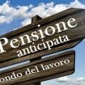 Pensione anticipata donna pubblico impiego