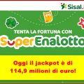 SuperEnalotto: il jackpot sale alle stelle!