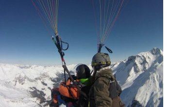 Hintertux Austria, ideale per sciare