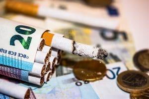 La stangata delle sigarette