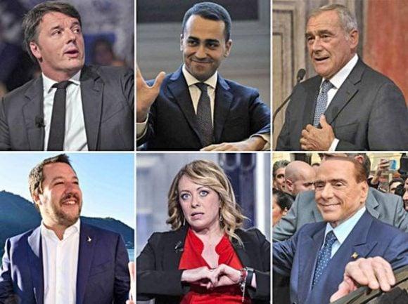 Elezioni politiche 2018: trionfa la protesta: è STALLO!