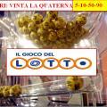 Lotto, Vinta una quaterna da 127.000 euro Ecco i numeri vincenti 5-10-50-90 su Bari