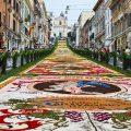 Infiorata di Genzano di Roma 2018: fissate le date al 9, 10 e 11 giugno per la manifestazione florea...
