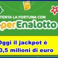 SuperEnalotto: il jackpot non arresta la sua corsa!
