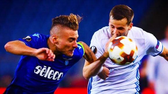 Lazio ai quarti, il Milan saluta l'Europa League
