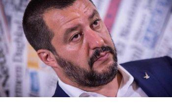 le dichiarazioni di Matteo Salvini