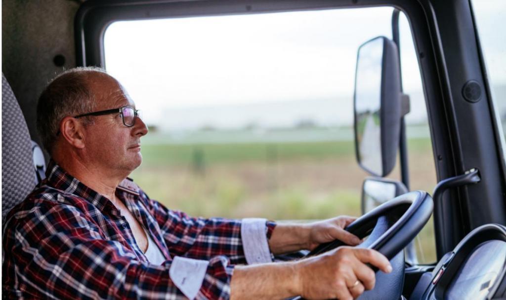 pensione camionista