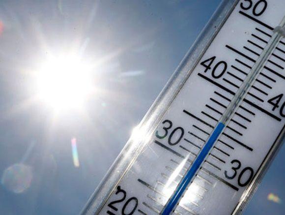 Caldo record fino al 25 aprile