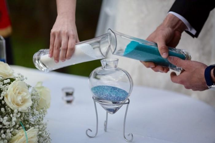 Matrimonio Simbolico Rito Della Sabbia : Matrimonio il rito della sabbia per renderlo unico