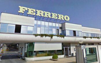Ferrero assunzioni 2018