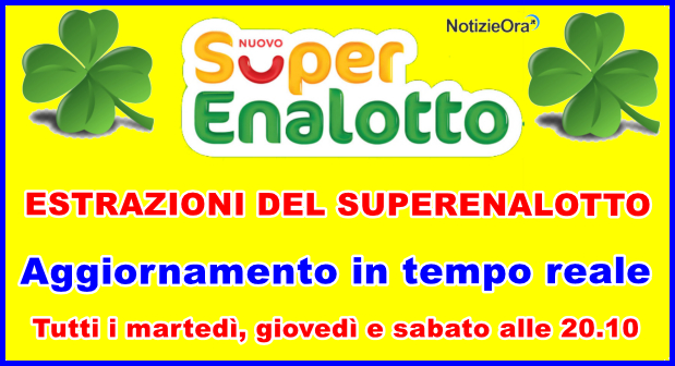 superenalotto oggi estrazione vincente - photo #11