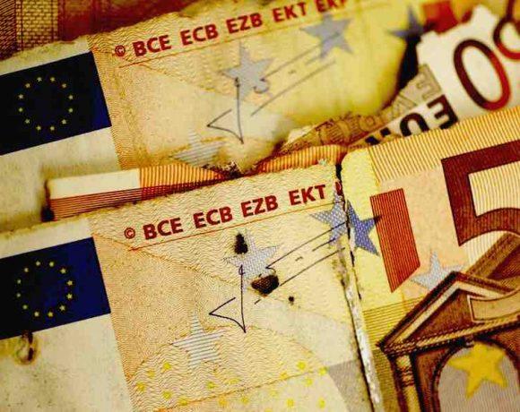banconote rovinate