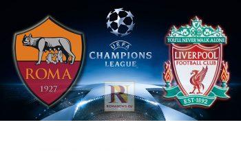 Roma -Liverpool, niente alcol per tre giorni