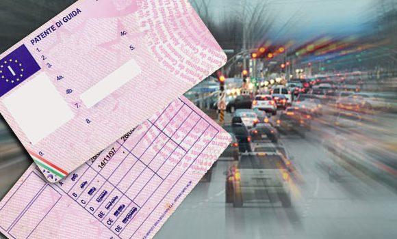 saldo punti sulla patente