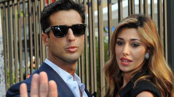 Fabrizio Corona e Belen Rodriguez: la prova dell'incontro segreto
