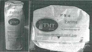 """farina """"T.M.T. dal 1960"""""""