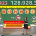 SuperEnalotto: il Jackpot sale a 130.200.000 euro