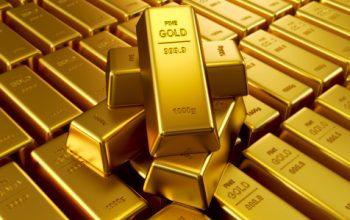 Un aero perde i lingotti d'oro