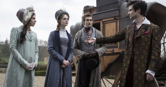 In arrivo il primo film su Mary Shelley, l'autrice del romanzo Frankenstein. (TRAILER)