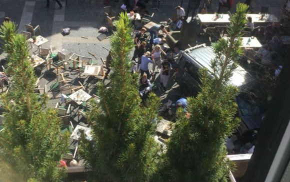 Germania: Muster attentato con furgone: 4 morti e 30 feriti
