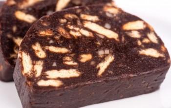 salame di cioccolato ritirato dal mercato