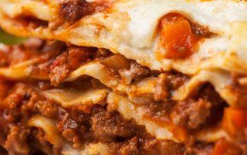 Lasagne pronte poco o abbastanza carne?