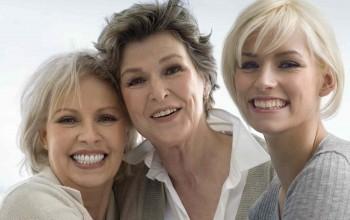Invecchiano prima gli uomini e poi le donne